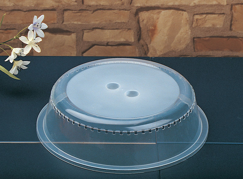 MICROWAVE  PP PLATE COVER