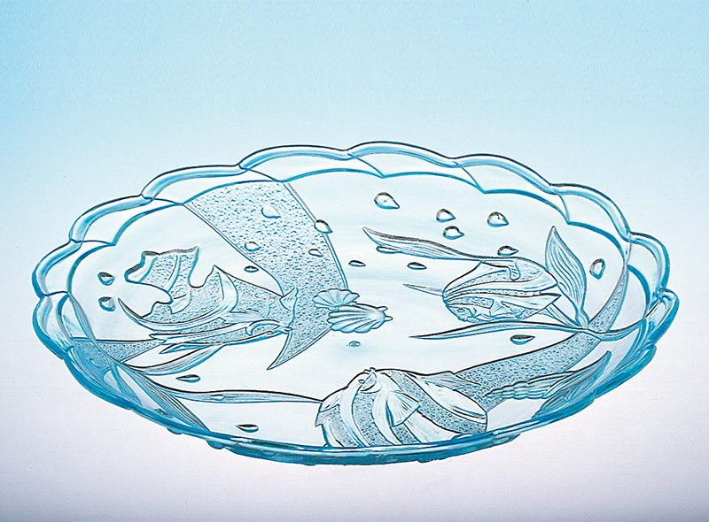 FISH DESIGN FRUIT BOWL