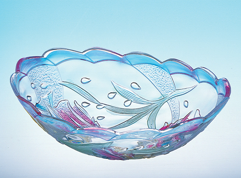 PS TRANSPARENT BOWL