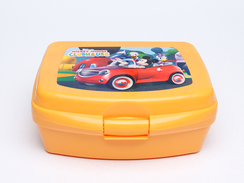 PP PORTABLE PLASTIC CHILDREN FOOD CONTAINER