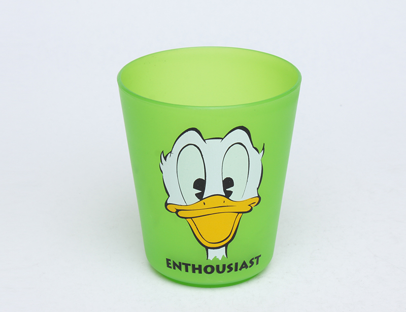 DISNEY DONALD DUCK MATTE FROSTING CUP